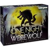One Night Ultimate Werewolf Image