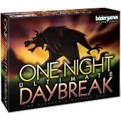 One Night Ultimate Werewolf Daybreak Expansion Image