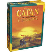 Catan: City and Knights 5-6 Player Extension Image