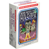 Choose Your Own Adventure: War with the Evil Power Master Image