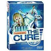 Pandemic: The Cure Image
