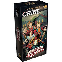 Chronicles of Crime Welcome to Redview Expansion Image