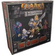 Clank! Legacy The C-Team Pack Image