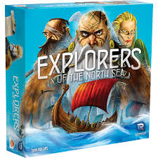 Explorers of the North Sea Image
