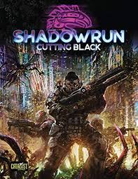 Shadowrun Sixth World Cutting Black Image