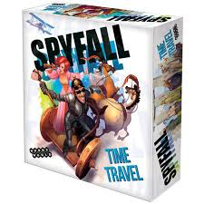 Spyfall Time Travel Image