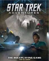 Star Trek Adventures Core Rule Book Image