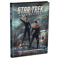 Star Trek Adventures The Command Division Image