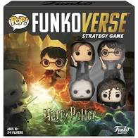 Funkoverse Harry Potter Base Image