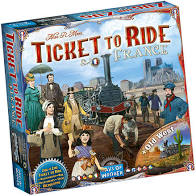 Ticket to Ride: France+Old West Image