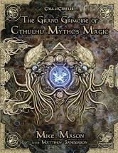 Call of Cthulhu The Grand Grimoire of Cthulhu Mythos Magic Image
