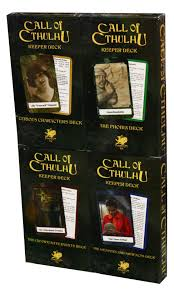 Call of Cthulhu Keeper Decks Image