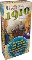 Ticket to Ride: U.S.A 1910 Expansion Image