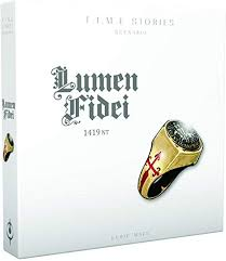 Time Stories: Lumen Fidei Image