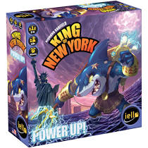King of New York: Power Up Expansion Image