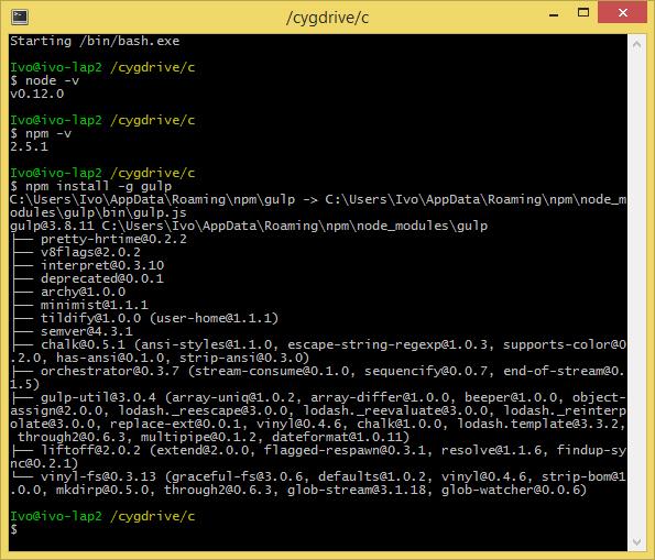 Meet Gulp: A Streaming JavaScript Task Runner - Slicejack