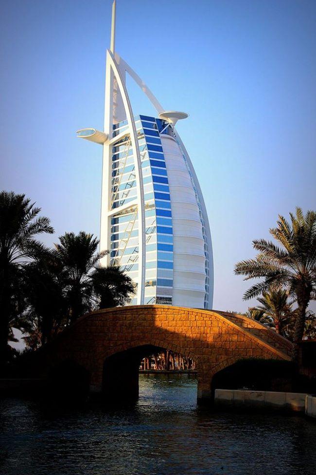 Burj al Arab - Photography date to Madinat Jumeirah, Dubai