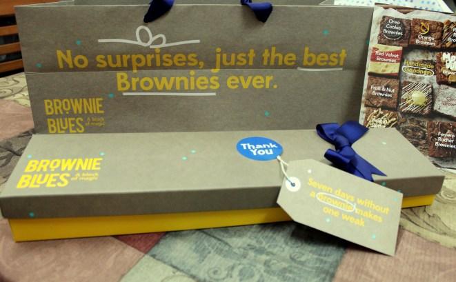 Slice of Dubai reviews Brownie Blues