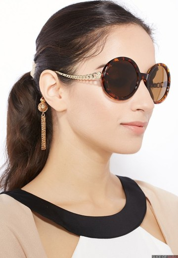 Jasmin tassel Sunglasses namshi