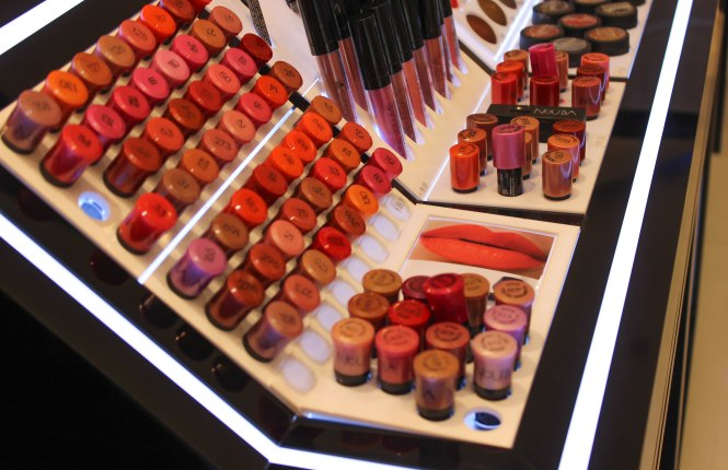 Nouba's range of gorgeous lip colors for the season