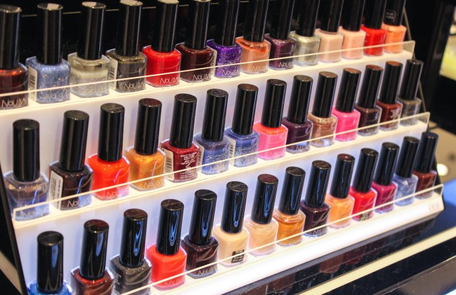 Color me pretty! Which of these nail-polishes are your pick?