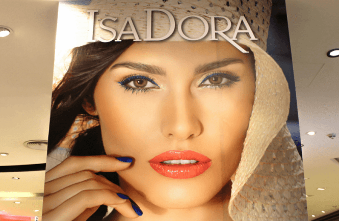 Isadora bronzing collection preview