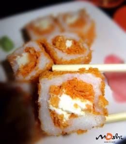 Cheesy Chips Oman Sushi