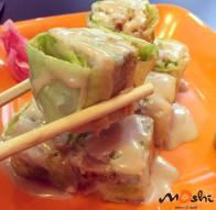 Chicken Katsu Air Roll