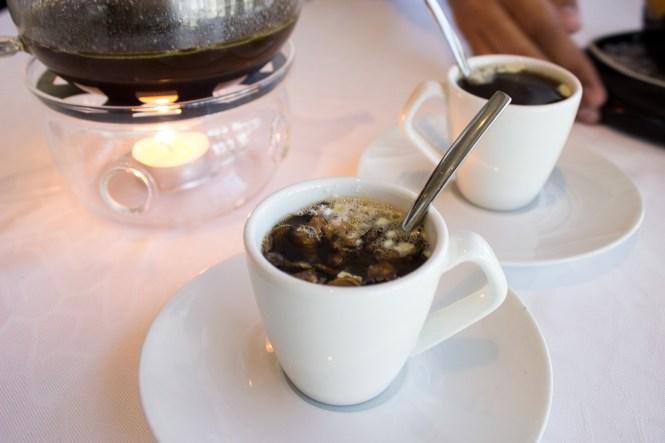 Mushroom Tea at Tresind