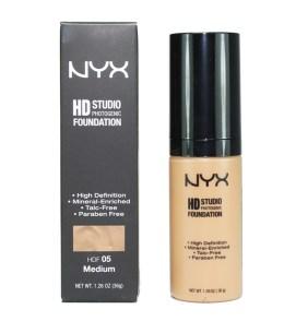 NYX HD Studio Foundation_AED 80