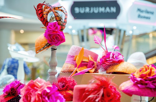 Burjuman International Millinery Exhibition