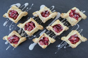 Strawberry Pastry - Slice of Honey Blog