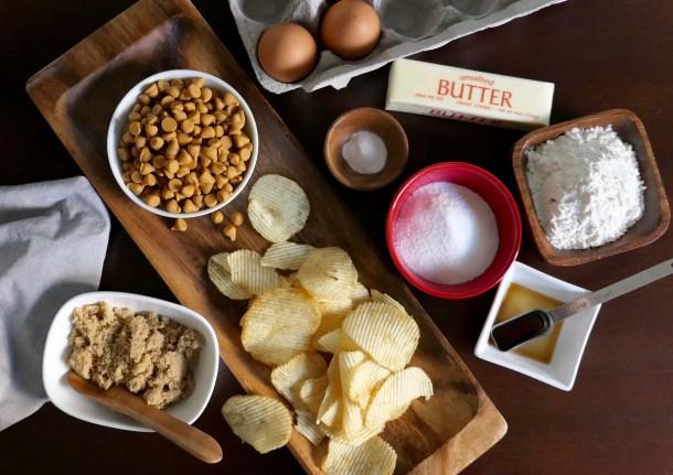 Potato Chip Cookies - Slice Of Honey Blog