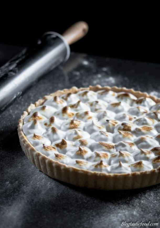Vegan-Lemon-Meringue-Pie