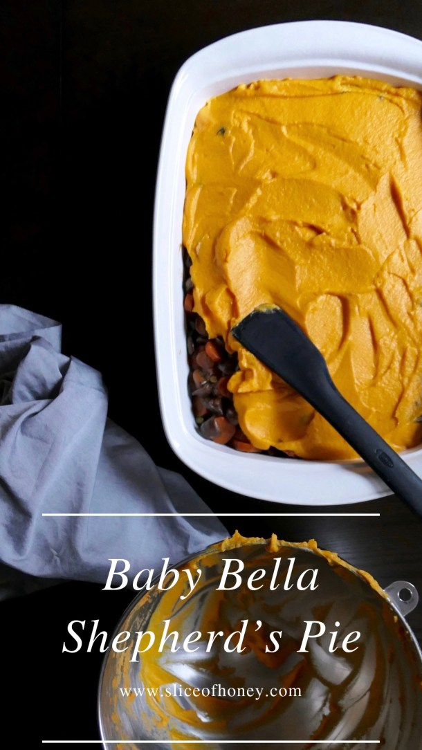 Baby Bella Shepherd's Pie - Slice Of Honey