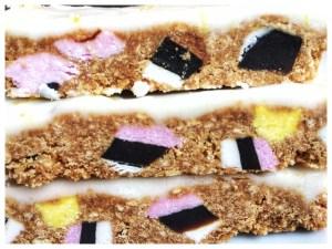 Lakridskonfekt Kage, Allsort Licorice Slice