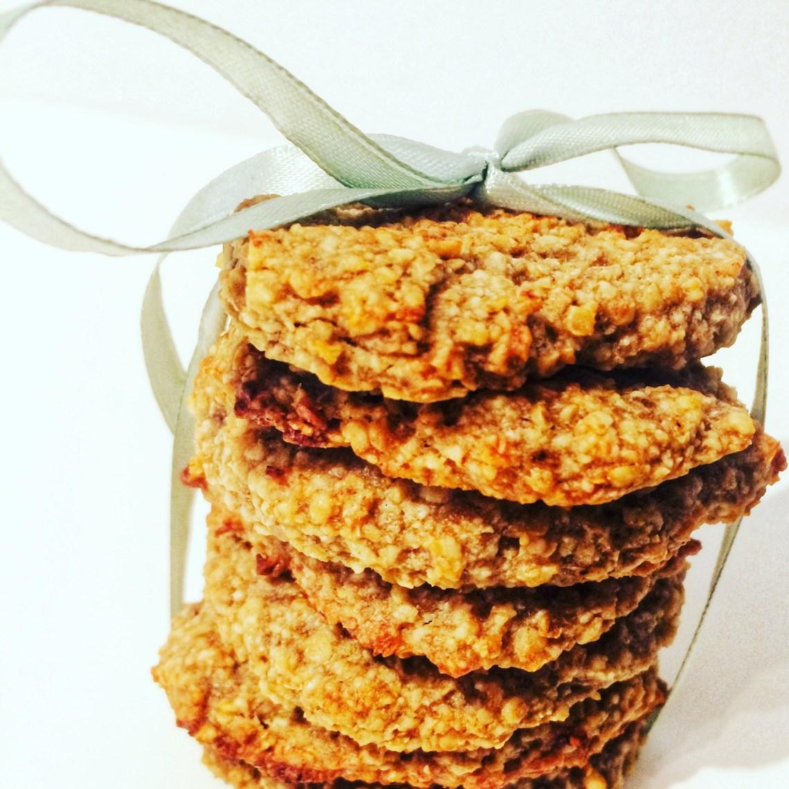 Lækre, sunde cookies til din baby