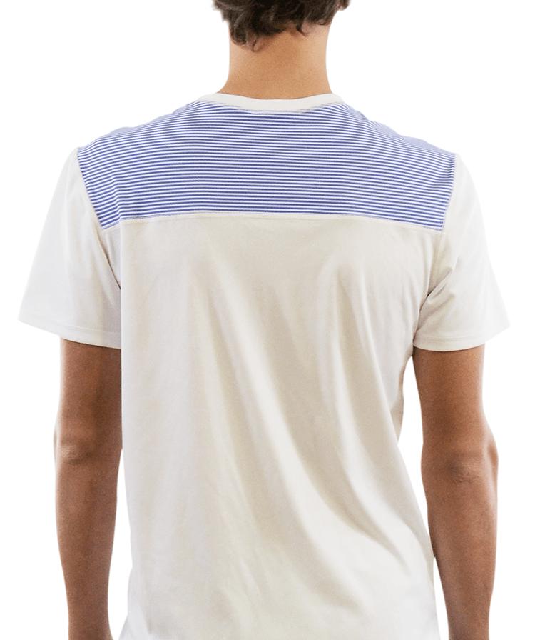 T-shirt ACE Horizontal Branca