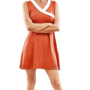 Vestido CROWN Tijolo (2)