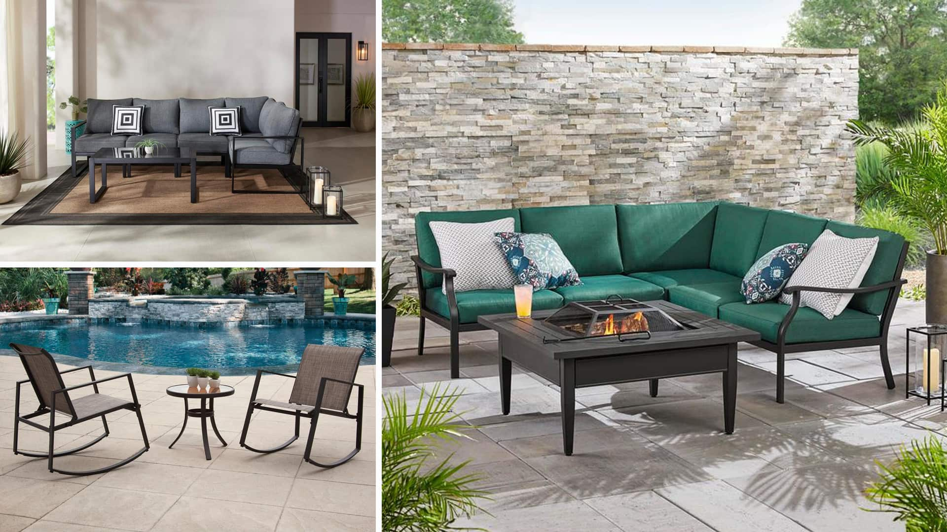 affordable patio sets from home depot