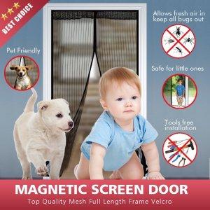 Bodyguard Screen Door