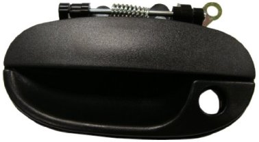 Depo 321-50001-122 Hyundai Accent Front Driver Side Replacement Exterior Door Handle