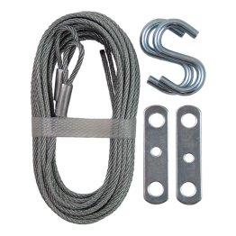 Ideal Security Inc. SK7112 Garage Door Extension Cable, Galvanized