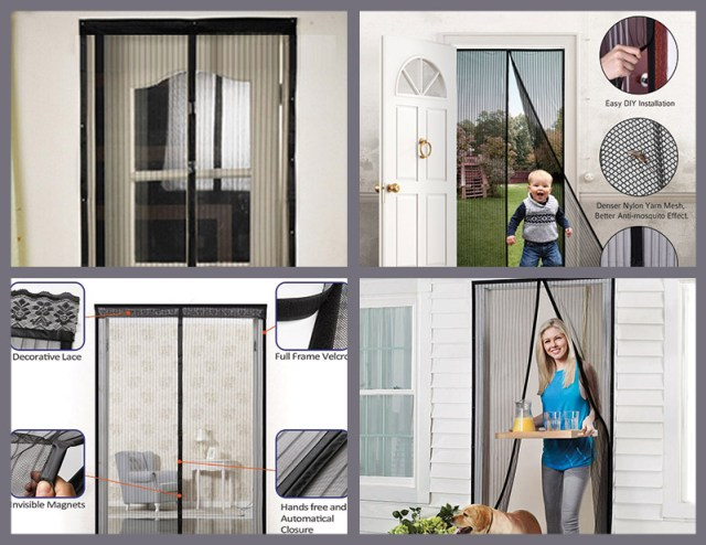 5 Best Magnetic Screen Door for Your bug free Home [2018] - slick doors
