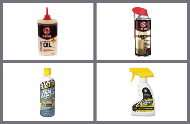 5 Best Garage Door Lubricant Reviews For 2019 Buying