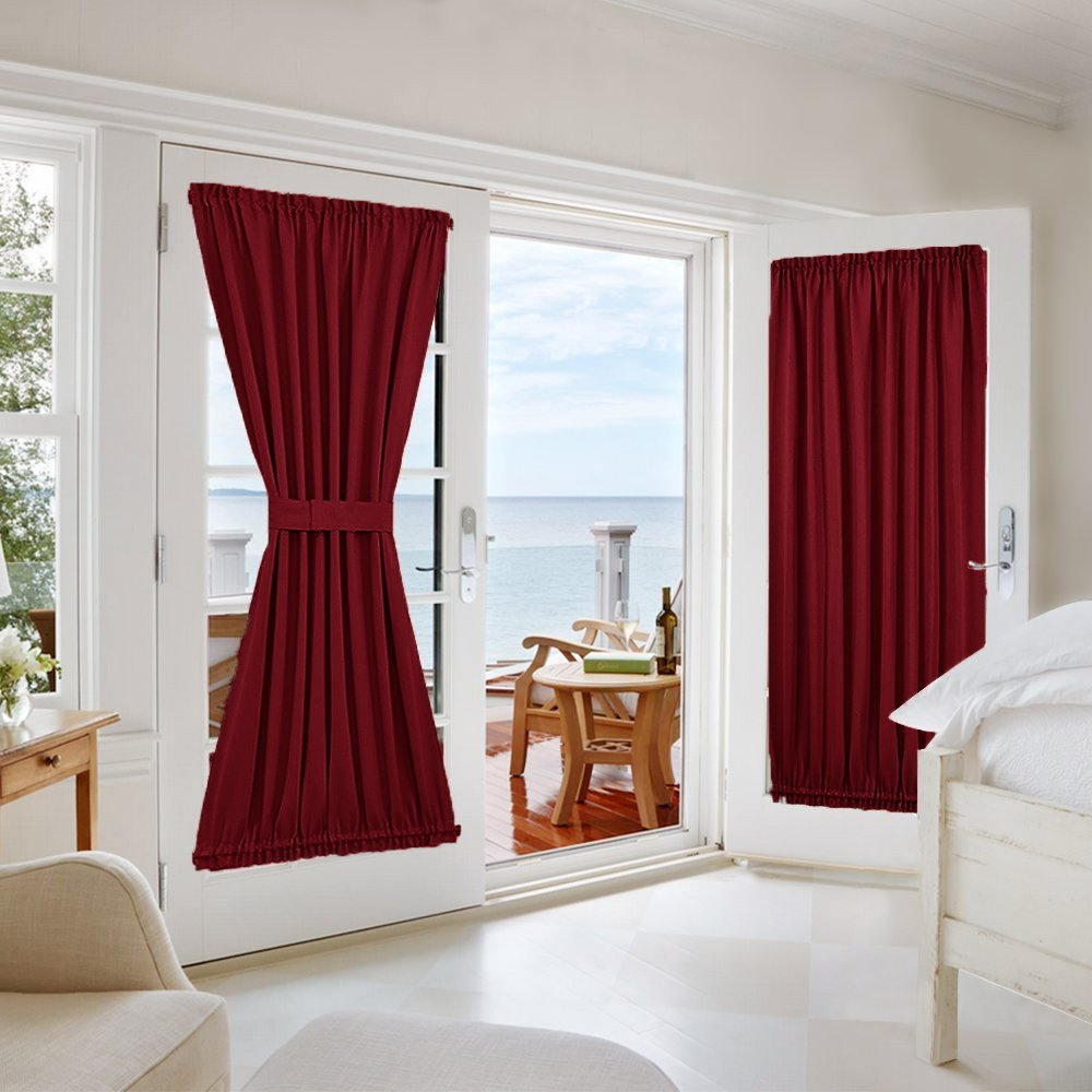 Nicetown Functional Thermal Insulated Blackout Curtain & Top 5 Amazing Door Curtain Reviews to Give your Door a Lift [2018 ...
