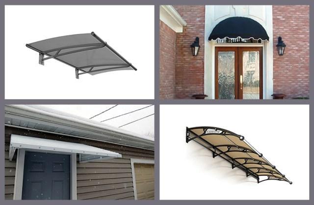 The-door-canopy