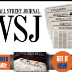 *HOT-Free Subscription To The Wall Street Journal