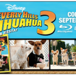 Celebrating Family with Beverly Hills Chihuahua 3  #PapiSpeaks