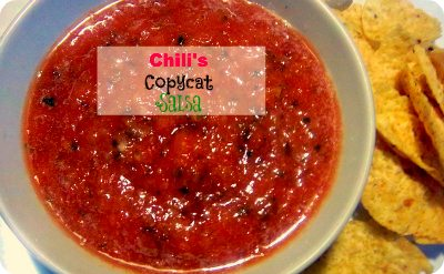 chilis copycat salsa recipe